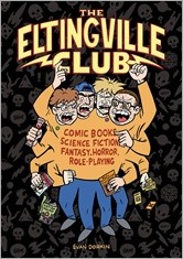 The Eltingville Club HC Cover