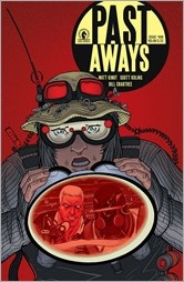 Past Aways #8 Cover