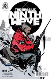 The Massive: Ninth Wave #3 Cover