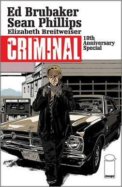 Criminal 10th Anniversary Special Cover