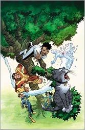 All-New X-Men #4 Cover - Brigman Classic Variant