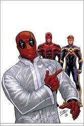 All-New X-Men #4 Cover - Lim Deadpool Variant