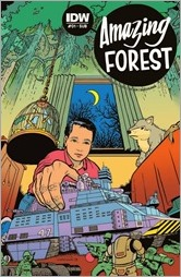Amazing Forest #1 Cover - Chadwick
