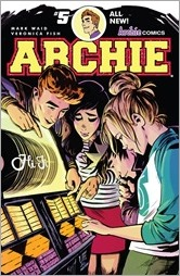 Archie #5 Cover - Fish