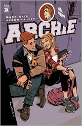 Archie #5 Cover - Pitilli Variant