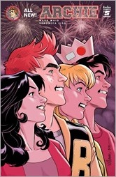 Archie #5 Cover - Williams Variant