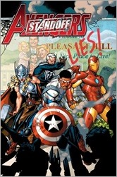 Avengers Standoff: Assault on Pleasant Hill Alpha #1 Cover
