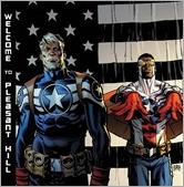 Avengers Standoff: Welcome to Pleasant Hill #1 Cover - Robinson Hip-Hop Variant