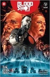 Bloodshot Reborn #10 Cover A - LaRosa