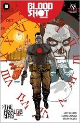 Bloodshot Reborn #10 Cover C - Johnson