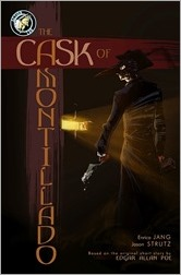 The Cask of Amontillado Cover