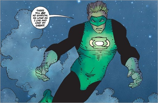 Dark Knight Universe Presents: Green Lantern