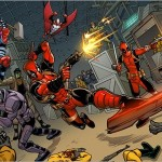 Preview: Deadpool and The Mercs For Money #1 by Bunn & Espin