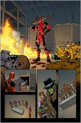 Deadpool and The Mercs For Money #1 Preview 3