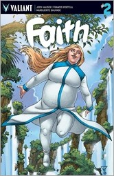 Faith #2 Cover C - Portela