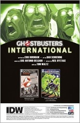 Ghostbusters International #1 Preview 1