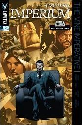 Imperium #12 Cover A - Cafu