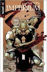 Imperium #12 Cover - Palo Variant