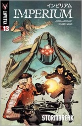 Imperium #13 Cover A - Gill