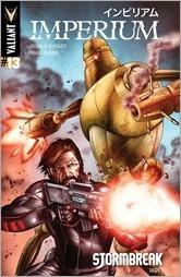Imperium #13 Cover B - Cafu