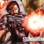 """Stormbreak"" Begins in Imperium #13 by Dysart & Evans in February"