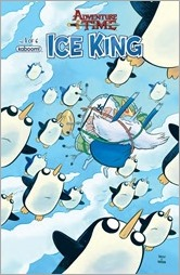 Adventure Time: Ice King #1 Cover A