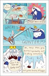Adventure Time: Ice King #1 Preview 5