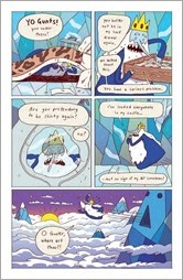 Adventure Time: Ice King #1 Preview 6