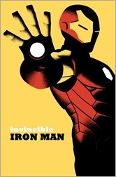 Invincible Iron Man #6 Cover - Cho Variant