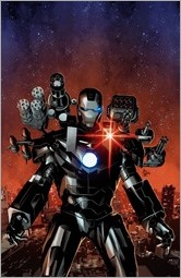 Invincible Iron Man #6 Cover