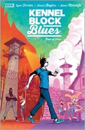 Kennel Block Blues #1 Cover A