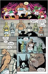 Kennel Block Blues #1 Preview 4