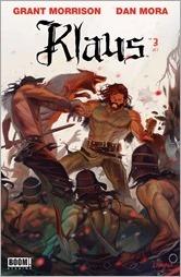 Klaus #3 Cover A