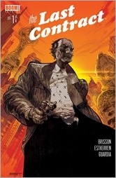 The Last Contract #1 Cover A