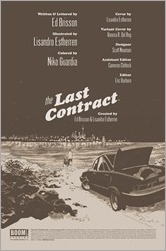 The Last Contract #1 Preview 1