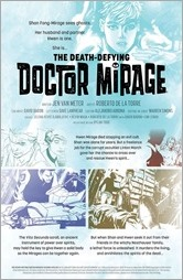 The Death-Defying Doctor Mirage: Second Lives #2 Preview 1