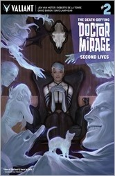 The Death-Defying Doctor Mirage: Second Lives #2 Cover A - Djurdjevic
