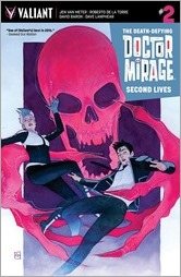 The Death-Defying Doctor Mirage: Second Lives #2 Cover B - Wada