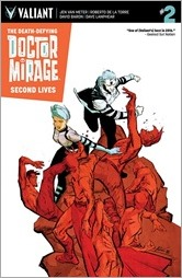 The Death-Defying Doctor Mirage: Second Lives #2 Cover C - Torre