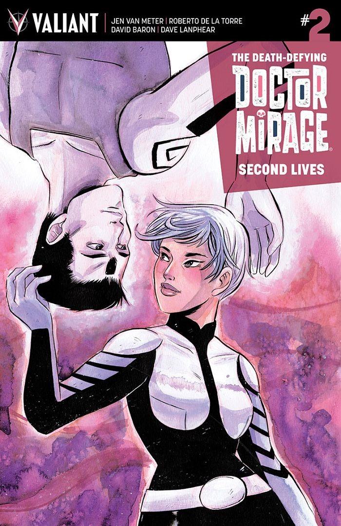 The Death-Defying Dr. Mirage #2 | CBR