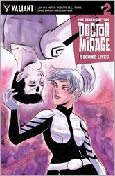 The Death-Defying Doctor Mirage: Second Lives #2 Cover - Lennox Variant