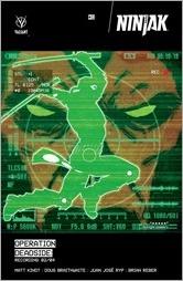 Ninjak #11 Cover A - Kano