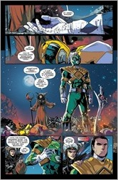 Mighty Morphin Power Rangers #0 Preview 2