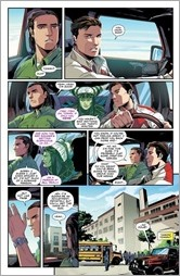 Mighty Morphin Power Rangers #0 Preview 3