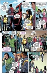 Mighty Morphin Power Rangers #0 Preview 4