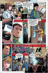 Mighty Morphin Power Rangers #0 Preview 6