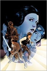 Star Wars #16 Cover - Immonen Variant