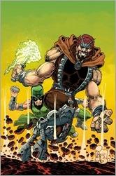 Uncanny Inhumans #5 Cover - Broderick Variant