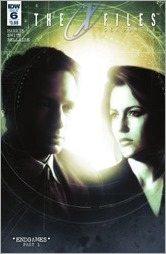 The X-Files: Season 11 #6 Cover