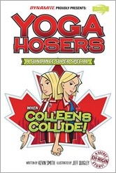 Yoga Hosers Cover